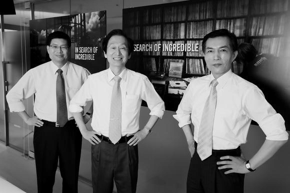 История компании ASUS