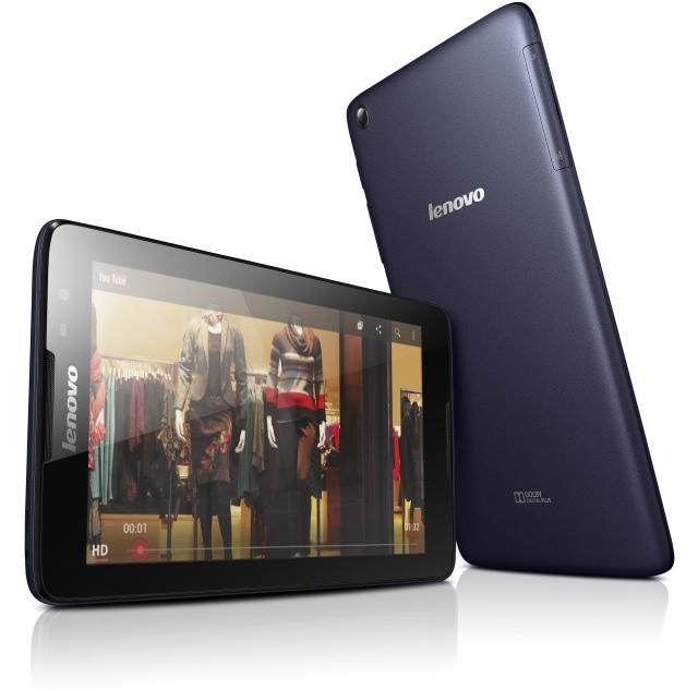 Lenovo начинает продажи 7-дюймового планшета А5500