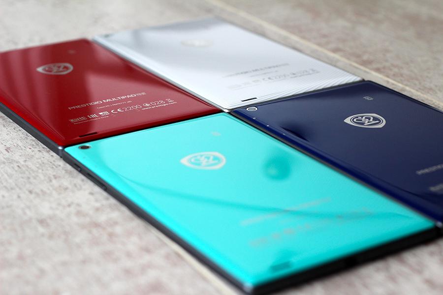 Prestigio Multipad Color 7.0 3G: