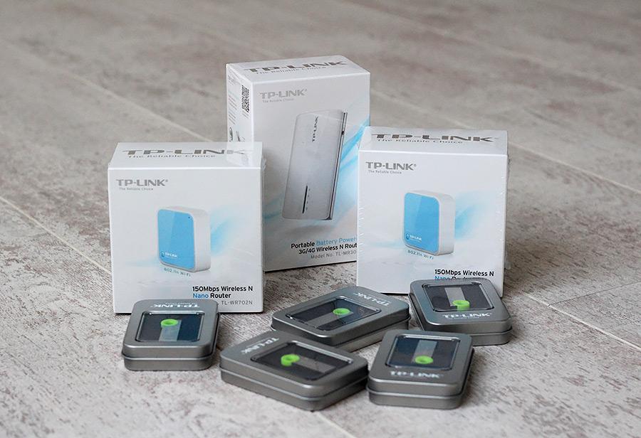 Итоги конкурса: призы от TP-LINK нашли своих владельцев