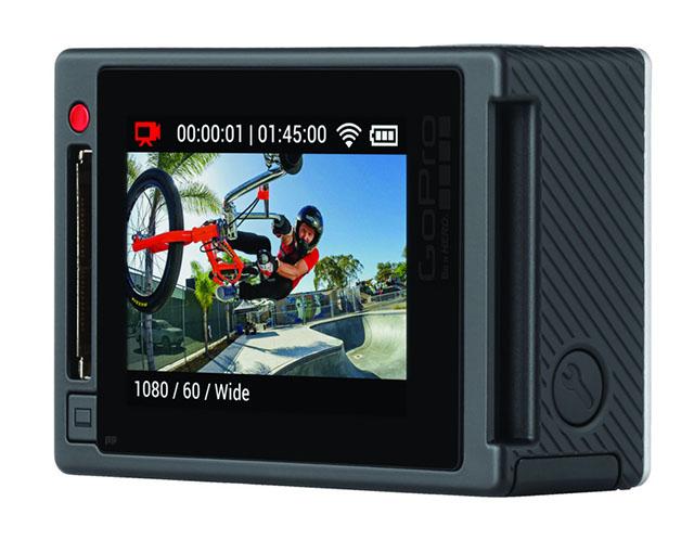 Представлено новое поколение спортивных камер GoPro