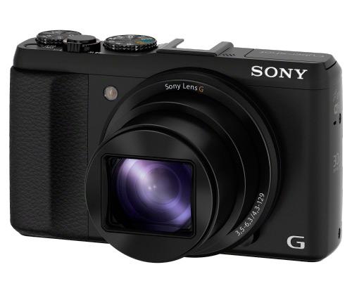 Новинка фирмы Sony – DSC-HX50V с 30-кратным оптическим увеличением