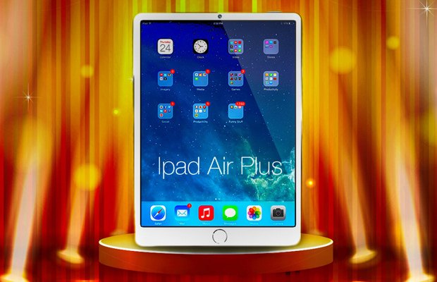 Очередная утечка информации об iPad Air Plus (Pro)