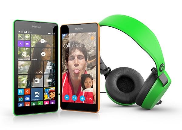 Доступный Windows-смартфон Lumia 535 за 2700 грн