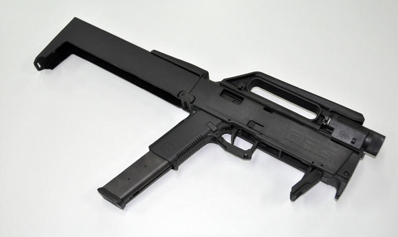FMG-9: миниатюрный пулемет для секретных агентов США