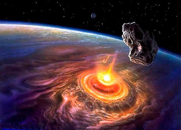 Какие страны могут быть разрушены астероидами - NASA