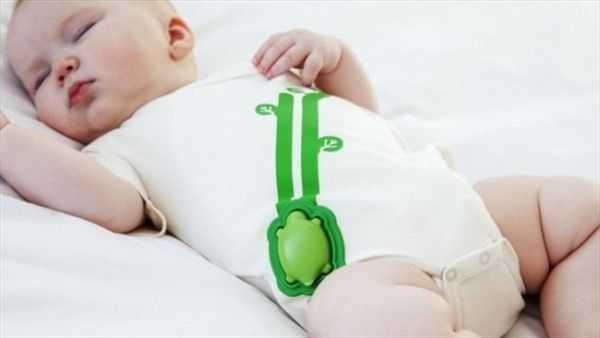 Mimo Onesie – бодик для новорожденного с контролем дыхания