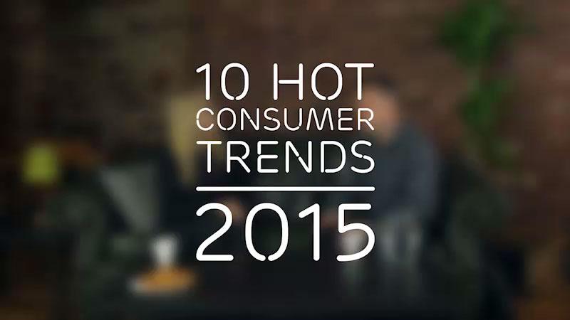 10 пользовательских трендов 2015 года - исследование Ericsson