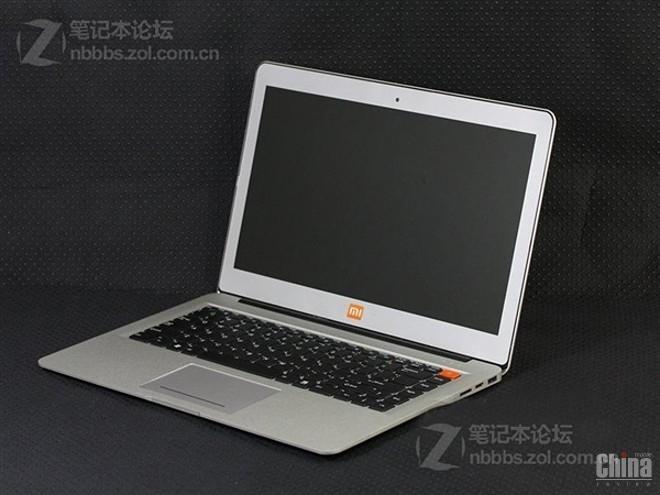 Xiaomi готовит убийцу MacBook Air - первые фото