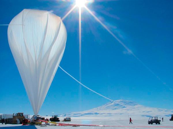 В Антарктиде проверят теорию большого взрыва - видео