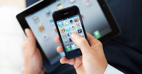Мобильные телефоны и планшеты – девайсы номер один