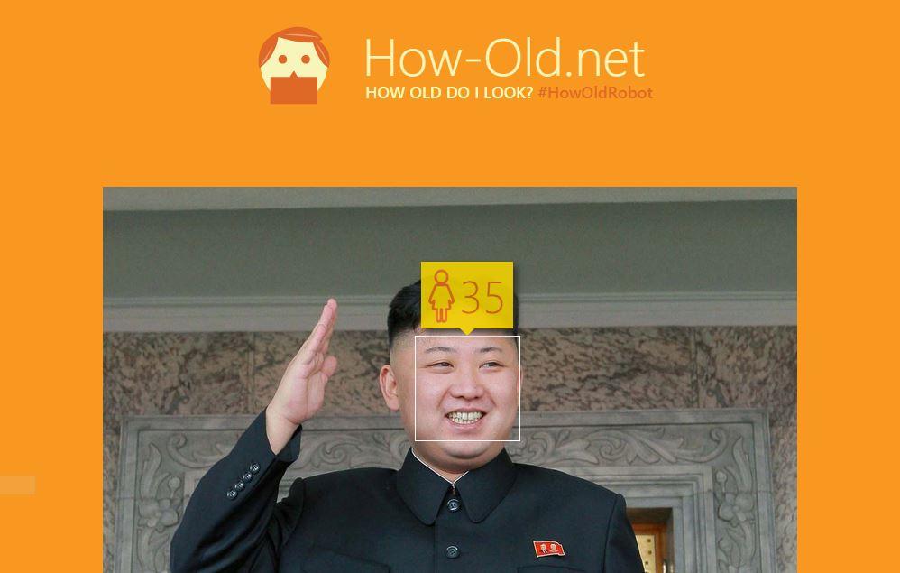 Новый сервис от Microsoft определяет возраст человека по фотографии