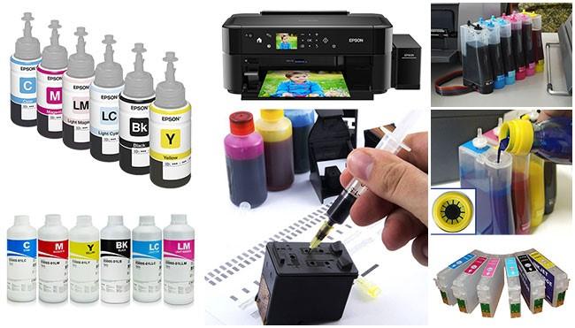 Заправить картридж для струйного принтера своими руками