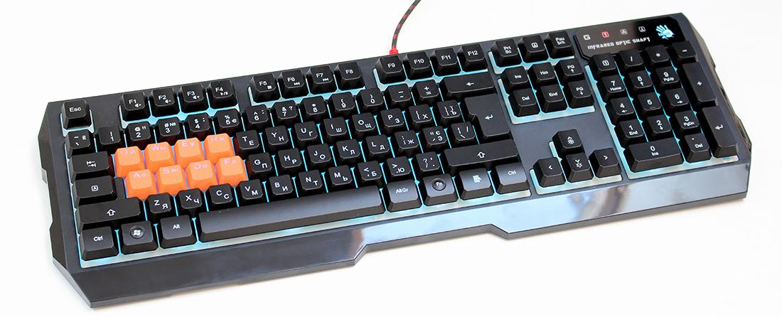 Скорость решает: обзор игровой клавиатуры <b>A4</b> Tech B188 ...