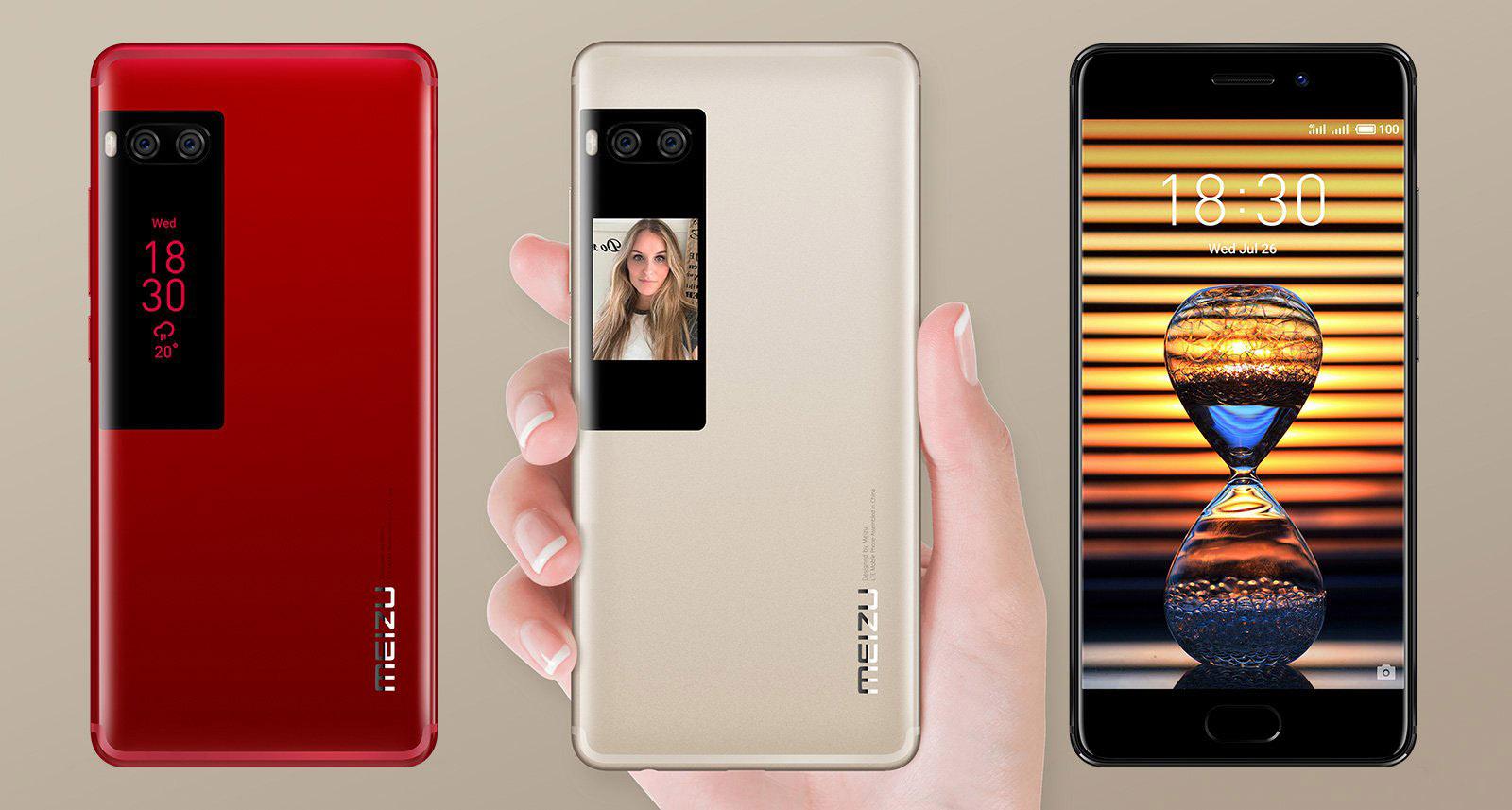 Новые модели телефонов мейзу 2018
