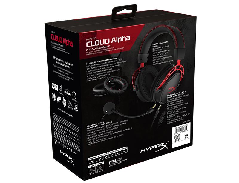 HyperX Cloud Alpha