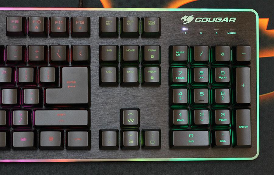 COUGAR Deathfire EX