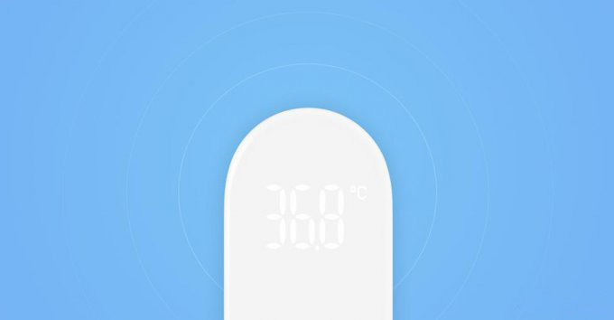 Электронный градусник Xiaomi iHealth