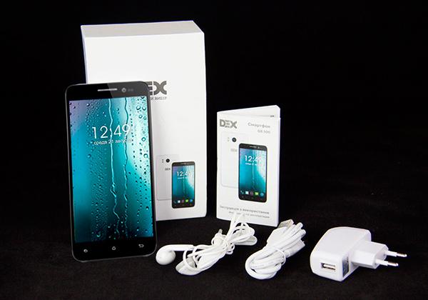 Смартфоны DEX выходят на украинский рынок