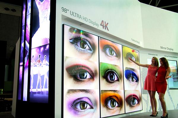 LG представила ULTRA HD