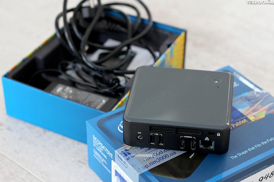 RIM2000 Intel NUC DCCP847DYE
