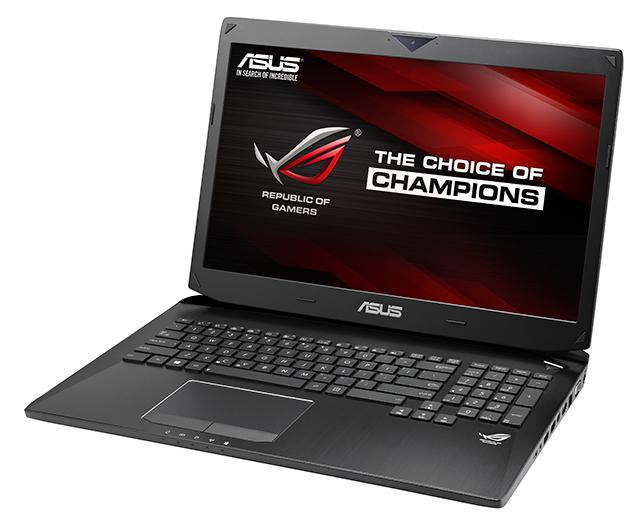 Компания ASUS представила новые ноутбуки игровой серии Republic of Gamers – G750JZ, G750JM и G750JS.
