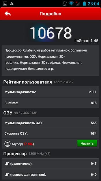 Impression ImSMART 1.45