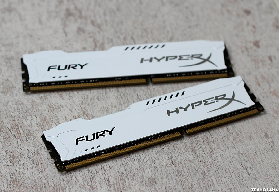 Kingston HyperX Fury HX316C10FWK2/16