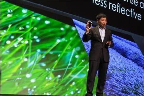 Huawei увеличила прибыль в Китае
