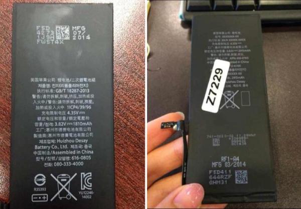 iPhone 6 в деталях