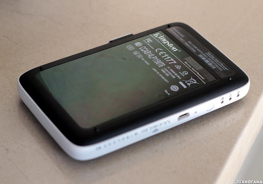 Kingston MobileLite Wireless G2