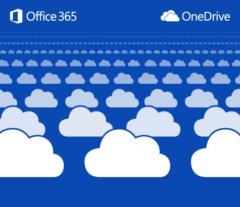 Безлимитный OneDrive для пользователей Office 365