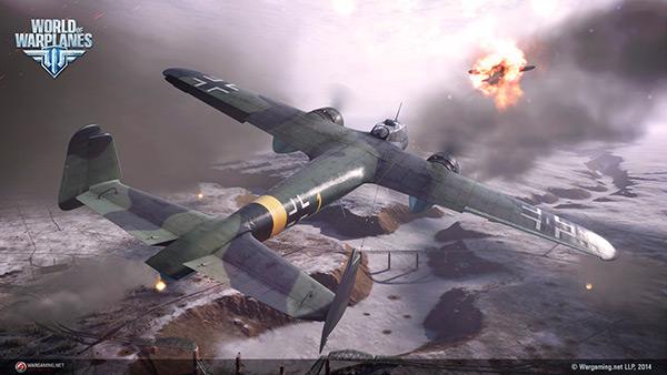 World of Warplanes обещает геймерам новый игровой режим лавину скидок