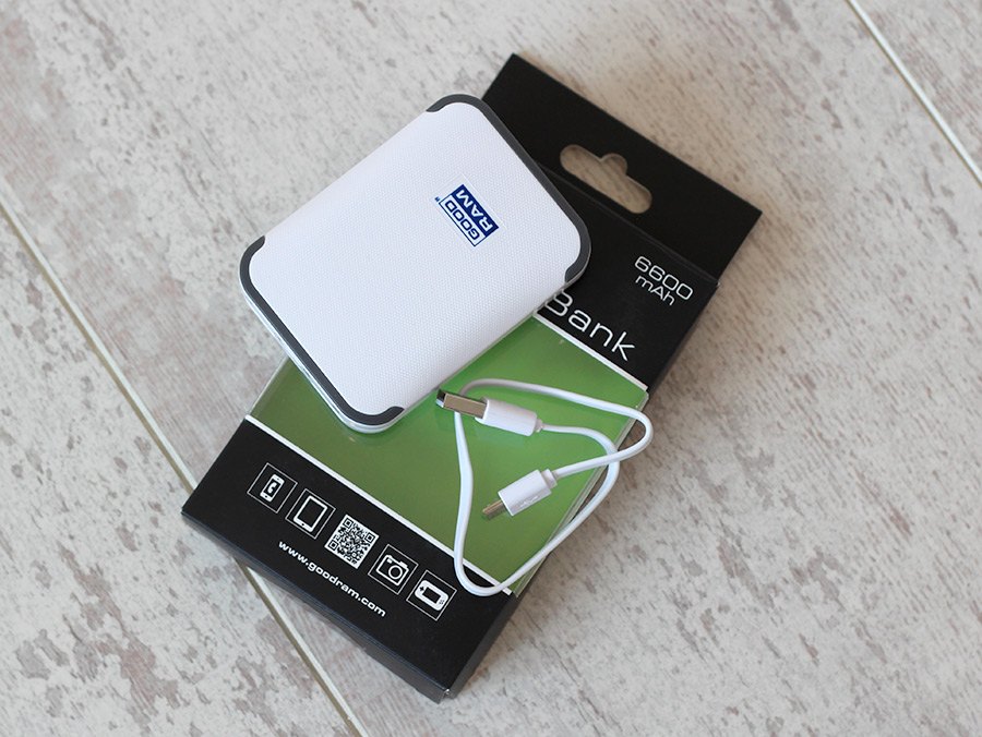GOODRAM Power Bank P661
