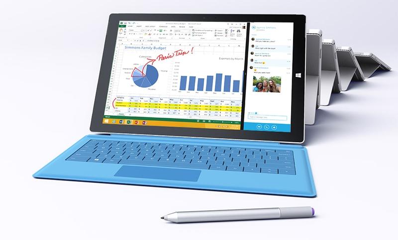По стопам Apple: Microsoft выпустит на рынок планшет Surface Mini