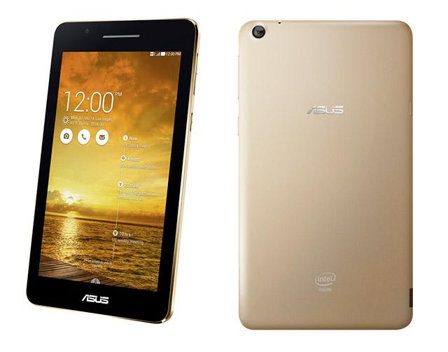 ASUS Fonepad 7: компактный и тонкий 7-дюймовый планшет