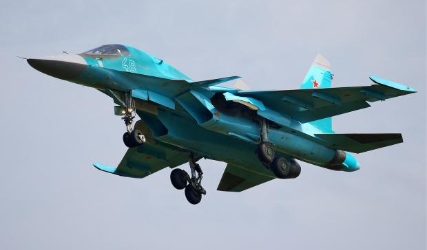 Видео перехвата российских истребителей самолетами НАТО над Балтикой