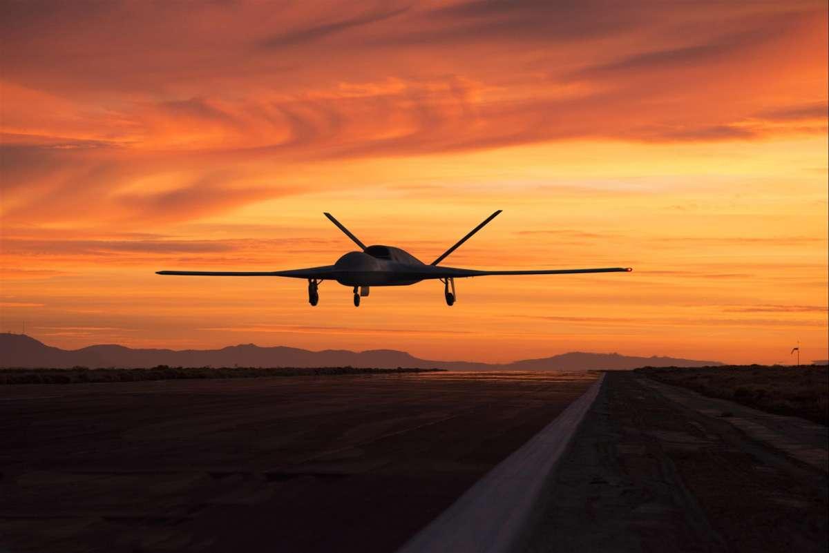 В США создают беспилотник будущего с лазерным вооружением
