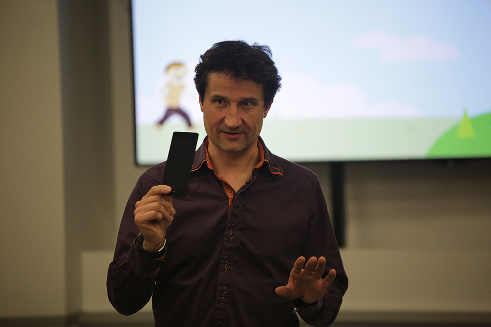 Лоран Эллербах, специалист по информационным технологиям Майкрософт