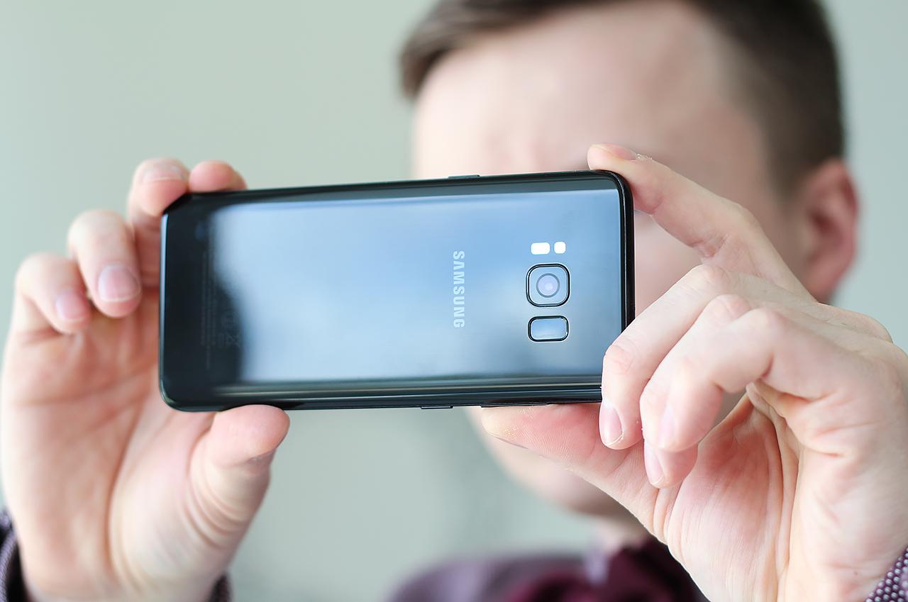 Samsung Galaxy S8: обзор и впечатления
