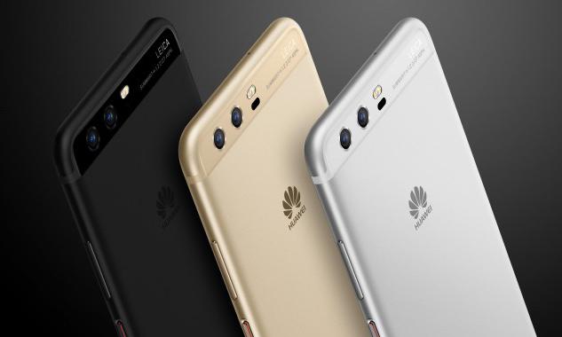 Смартфоны HUAWEI P10 и P10 Plus представлены в Украине