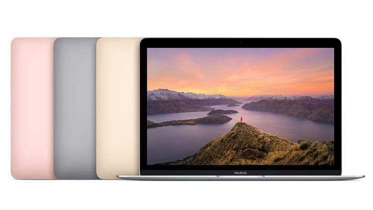 MacBook нового поколения