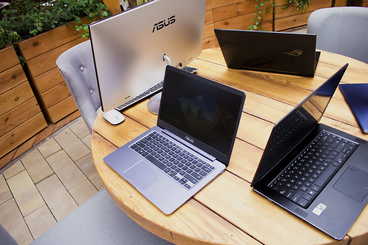 Ноутбуки ASUS в Украине