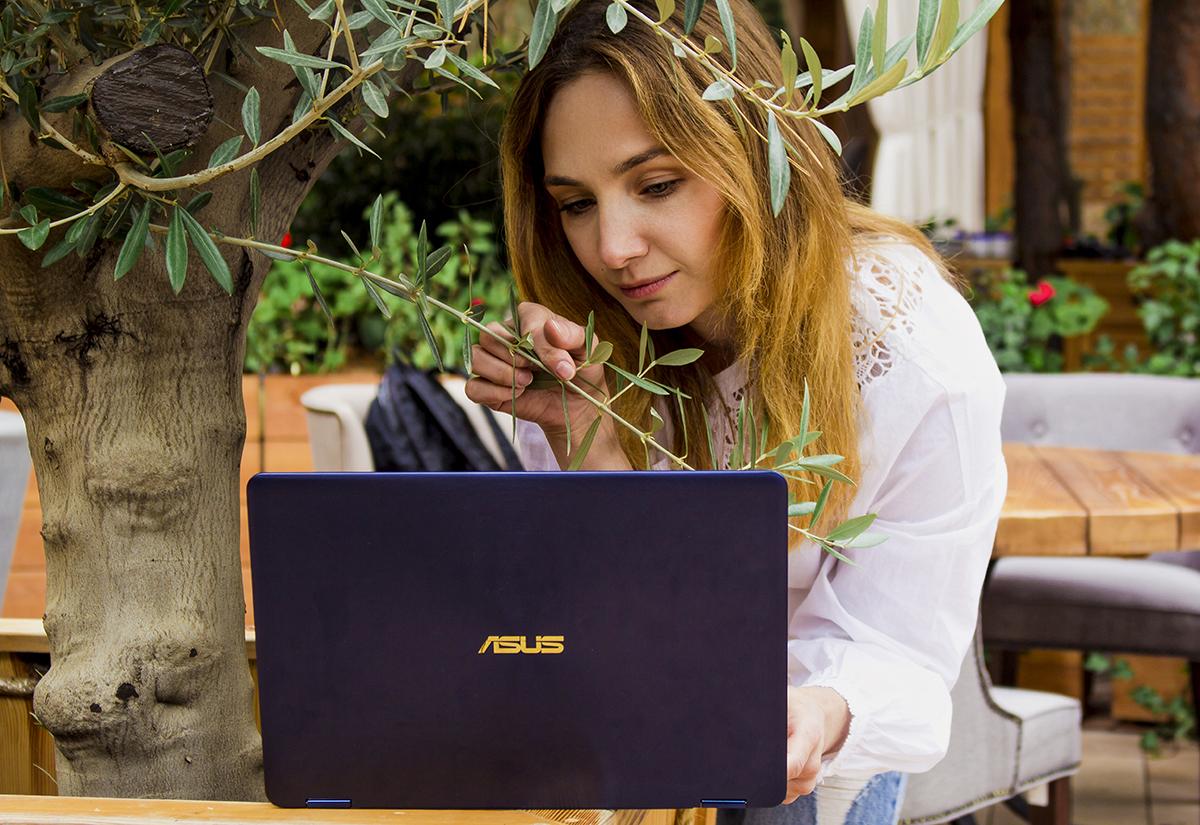 Ноутбуки ASUS в Украине: новые ZenBook, Vivobook и топовый игровой ROG ZEPHYRUS