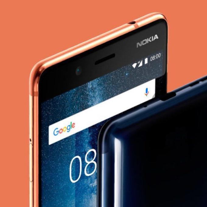 Новые смартфоны от Nokia на прочность
