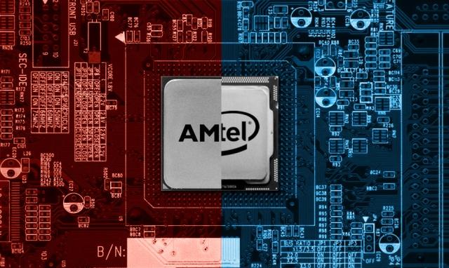 Intel и AMD объединяются для конкуренции с NVIDIA