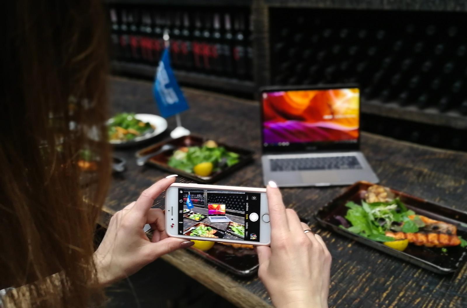ASUS анонсировала на украинском рынке три новых ноутбука