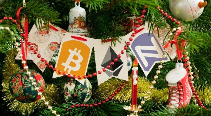 Готовимся к зимним праздникам: как подарить Bitcoin на Новый год