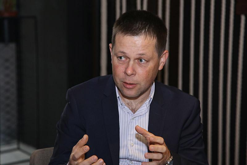 Сергей Яковлев, коммерческий директор Дивизиона IT-дистрибуции MTI