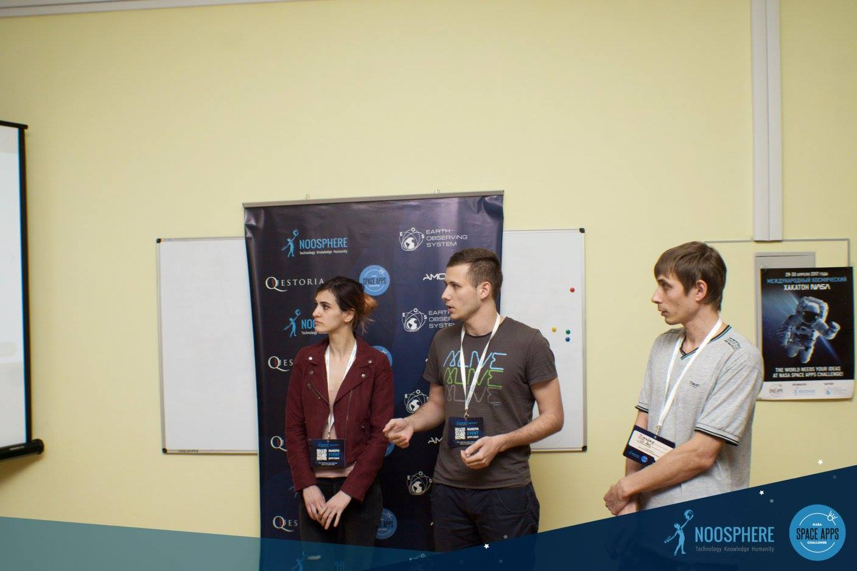 Макс Поляков сообщил о будущем NASA Space Apps Challenge в Днепре